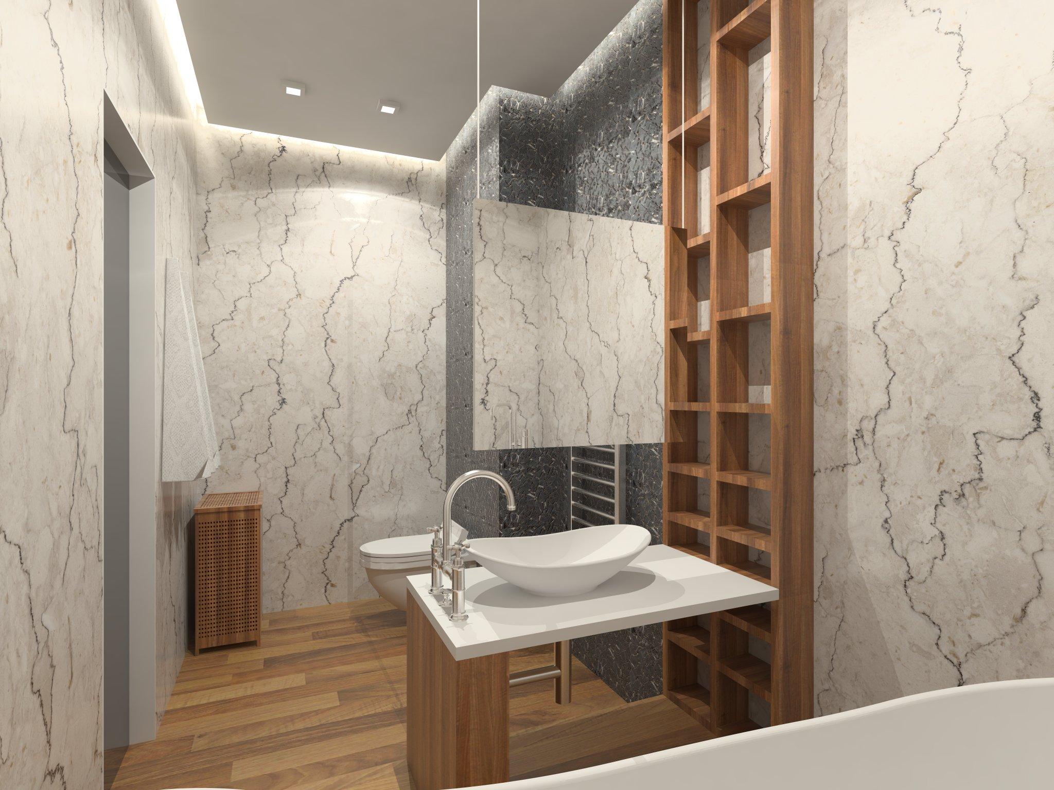 55 полезных советов по ремонту - рекомендации по обустройству туалетной и ванной комнат от архитектурного бюро HCProject в Москве